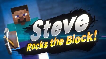 Los personajes de Minecraft se unirán en uno solo y formarán parte de la plantilla de Super Smash Bros. Ultimate