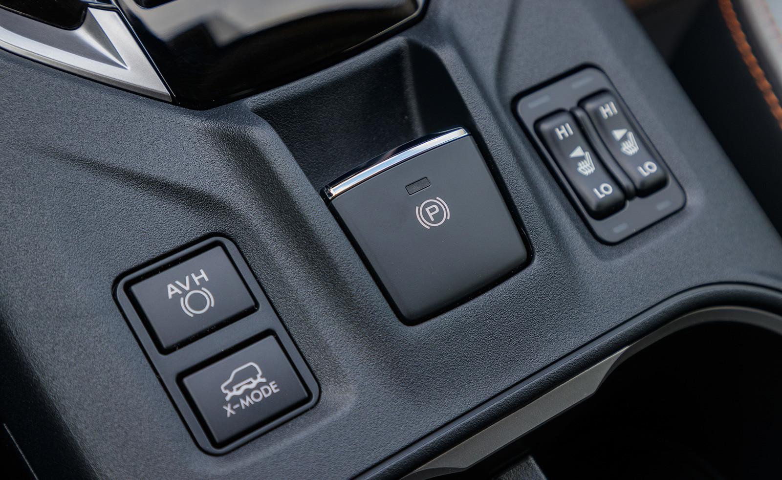 Foto de Subaru XV ECO HYBRID 2020, a prueba (26/35)