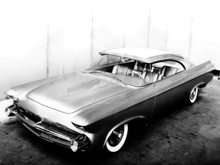 Chrysler Norseman, o cómo el futuro del diseño de Chrysler se perdió bajo el mar