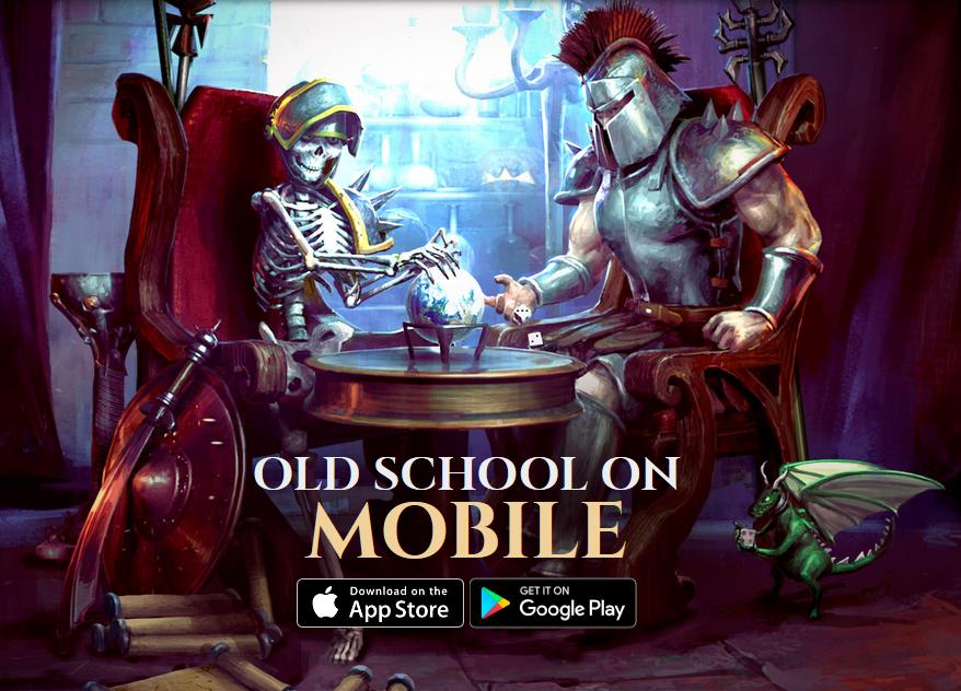 Old School Runescape ya está disponible, un MMORPG multiplataforma de la vieja escuela que llega a las plataformas móviles