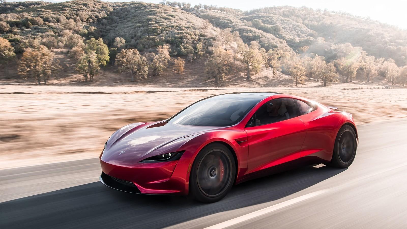 Foto de Tesla Roadster 2019 (4/12)