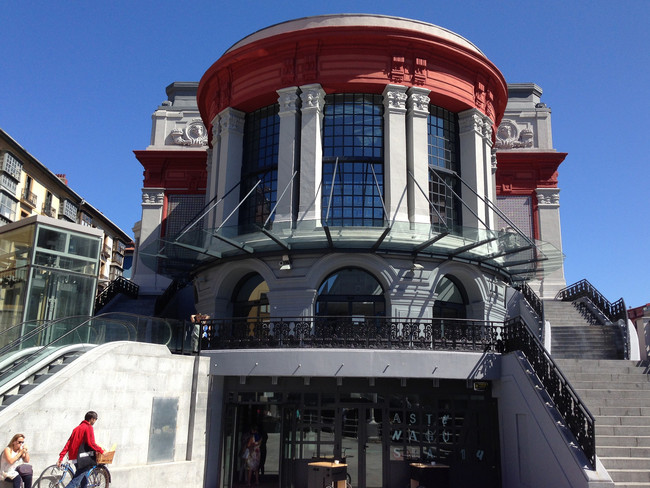 Mercado Ribera Bilbao