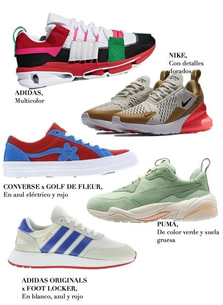Zapatillas Deportivas Buscadas