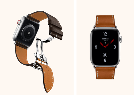 Apple Watch Hermes Oculto Ebene Barenia 2
