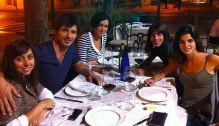 Maribel Verdú, una de esas afortunadas que se echa a Velencoso por amigo