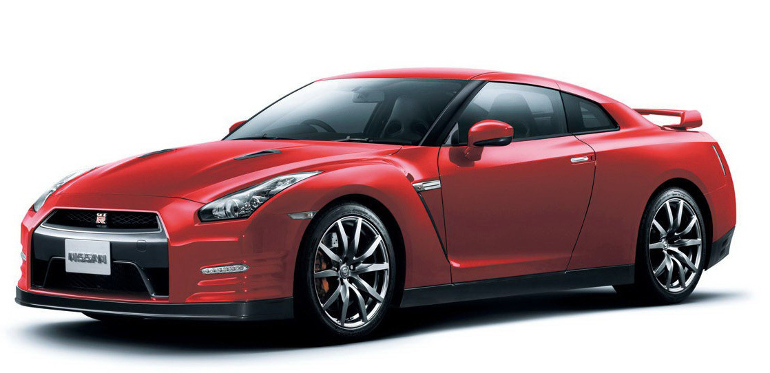 Nissan Gt R 2013 7 8