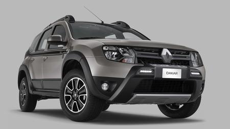 Renault Duster Dakar, el SUV para sentirte aventurero llega a México
