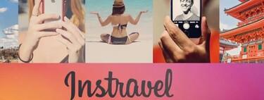 Instravel, un impresionante vídeo hecho con fotos de Instagram nos muestra lo que fotografían los turistas