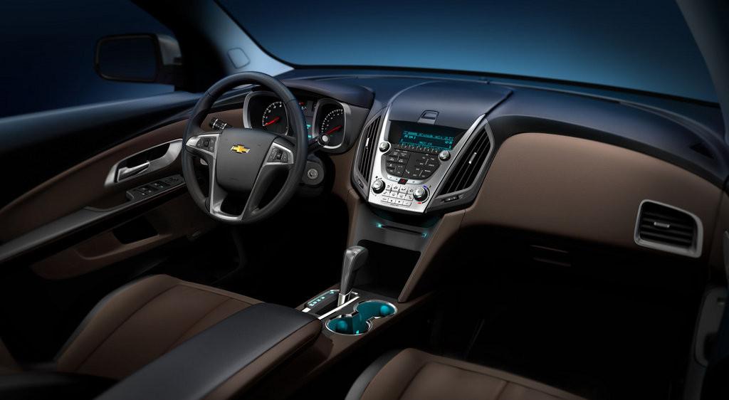 Foto de Chevrolet Equinox (9/12)
