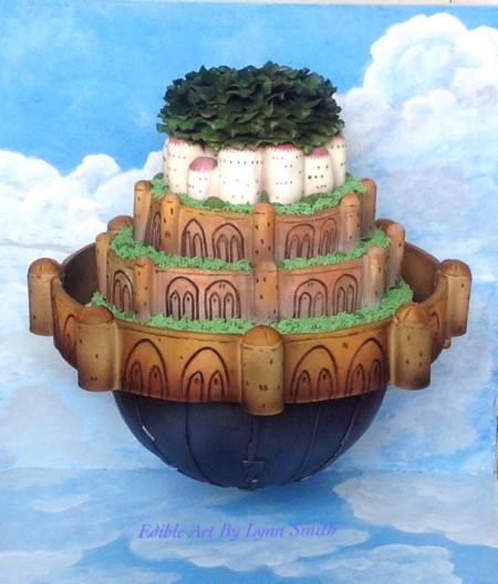 11 tartas del universo Ghibli que te dejarán sin palabras