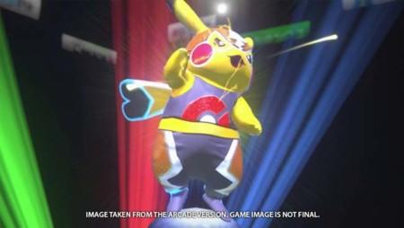 Pokkén Tournament llegará en 2016 al Wii U