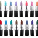 MAC lanza sus labiales más locos: Colour Rocker Lipstick