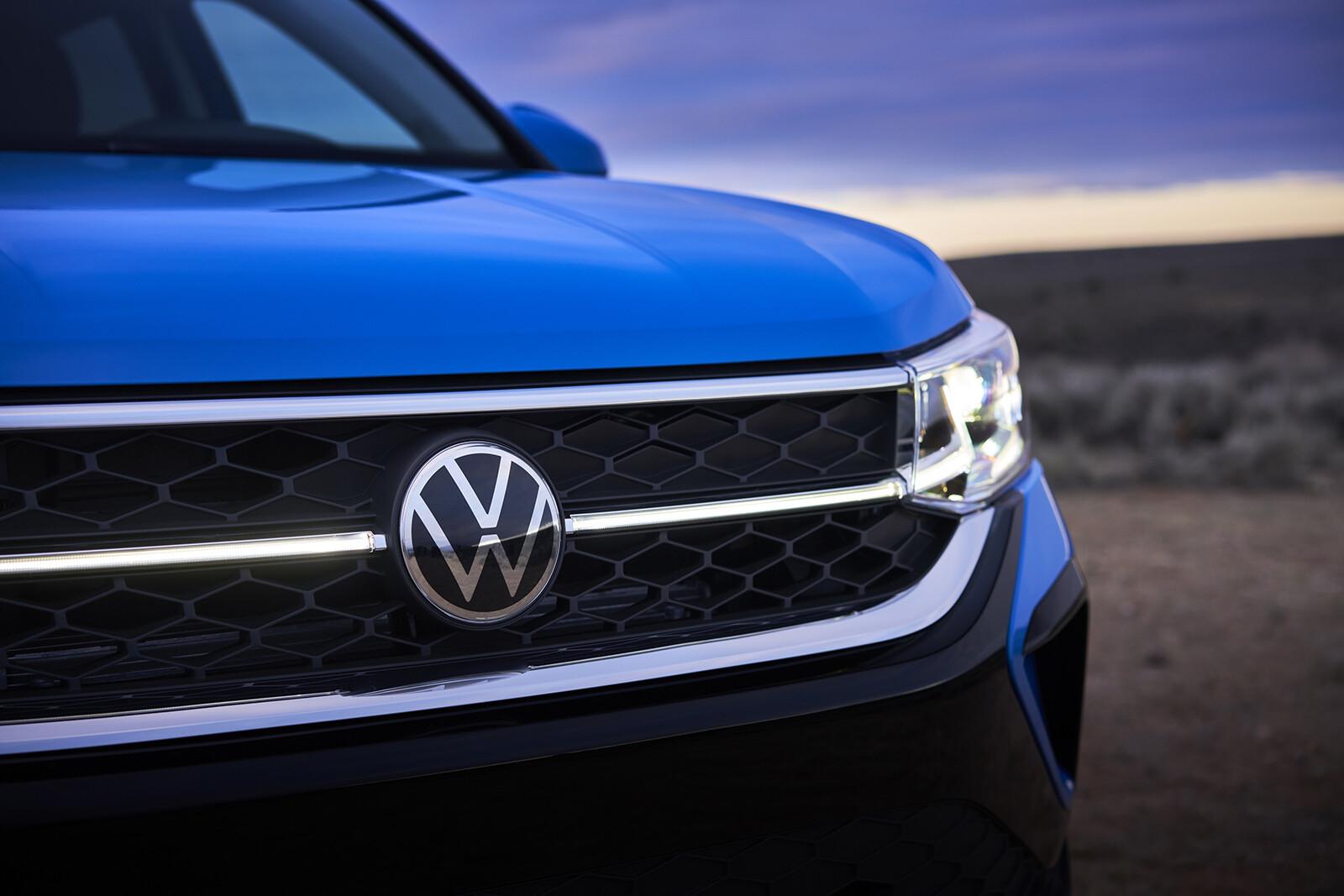 Foto de Volkswagen Taos (3/30)