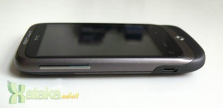 HTC Wildfire, redes sociales en el bolsillo
