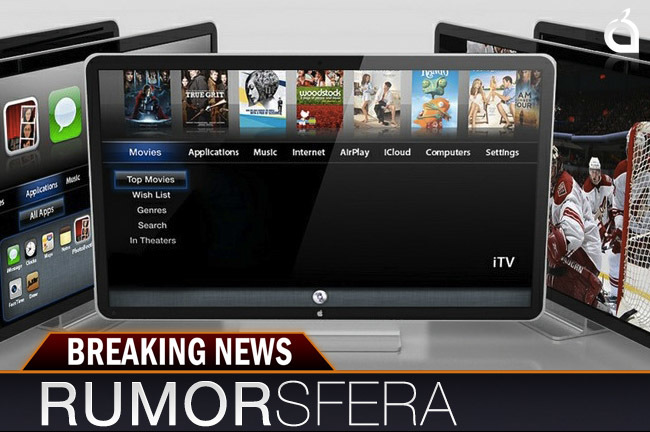 Rumorsfera Apple TV