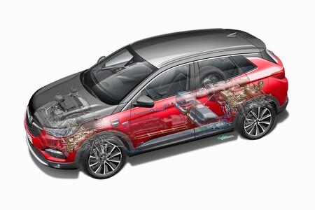 Opel Grandland X Hybrid4 Illustration 506684