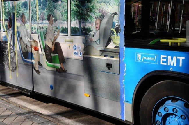 fe67d54d2 Buenas prácticas para la utilización de carritos de bebé en los autobuses