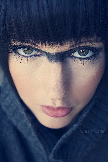 Mascara ojos