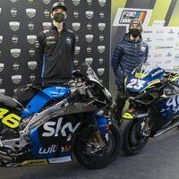 El Esponsorama presenta su equipo para MotoGP 2021: dos Ducati Desmosedici GP20 con decoraciones distintas