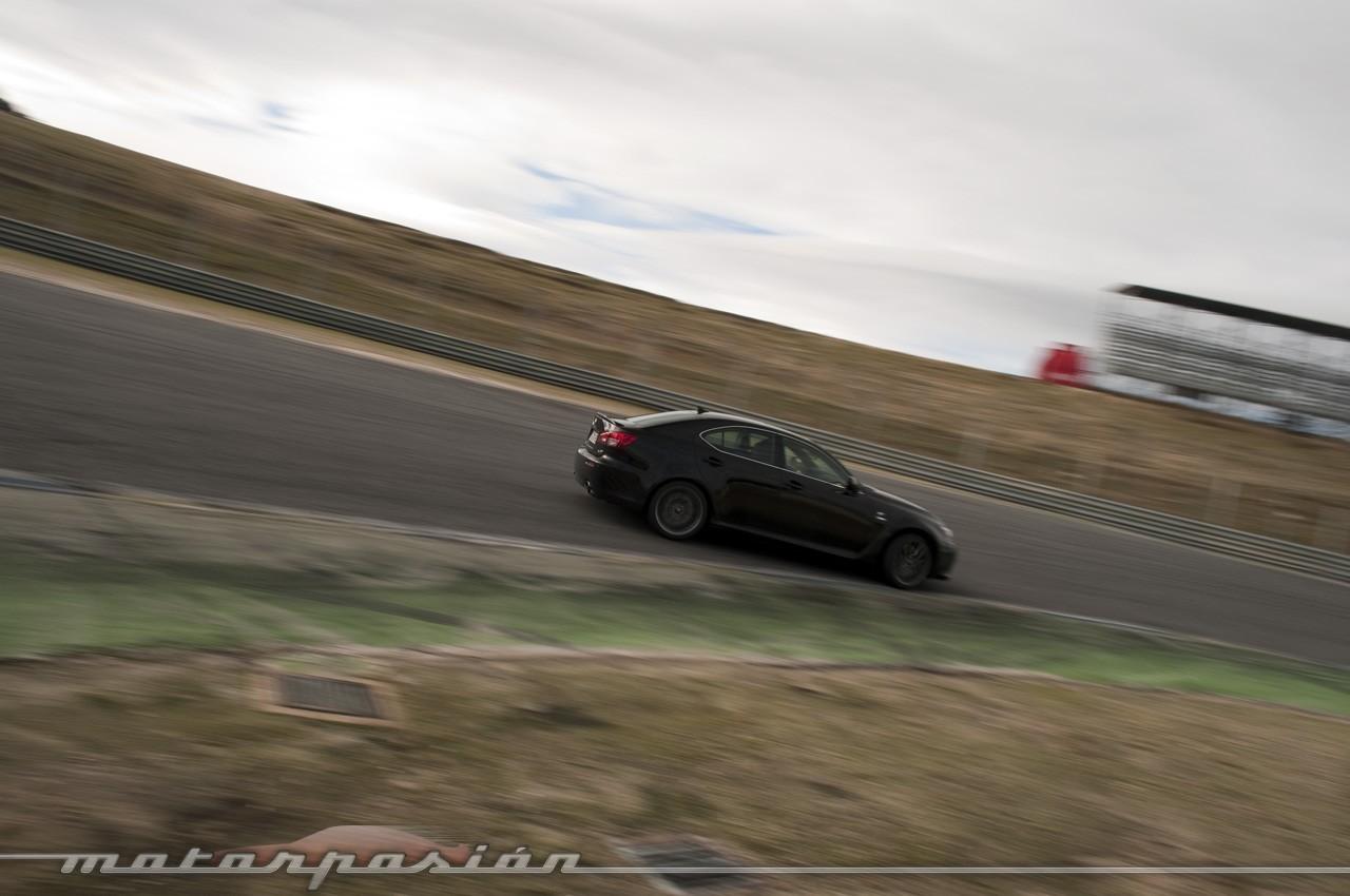 Foto de Lexus IS F (prueba) (21/46)