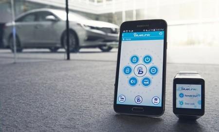Hyundai quiere controlar sus vehículos mediante Android Wear