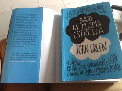 'Bajo la misma estrella', de John Green