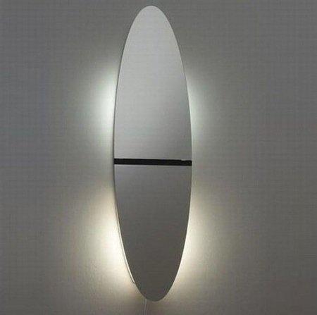 La adivinanza decorativa del viernes: espejo