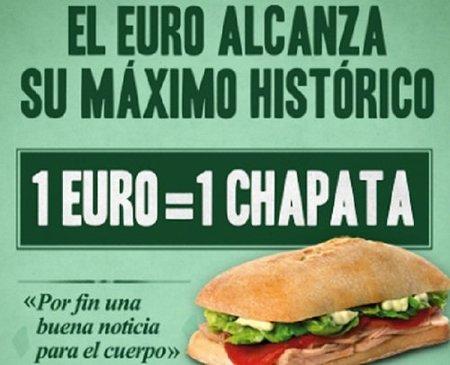 Come en Rodilla por un 1 Euro
