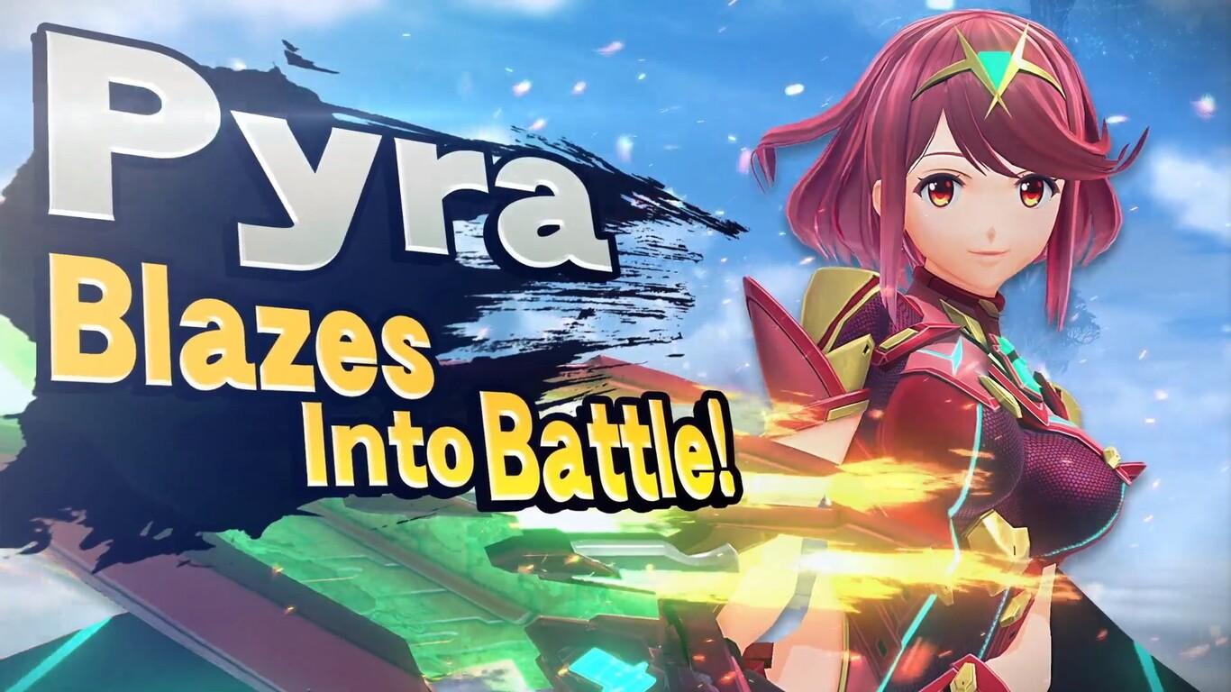 Resultado de imagen de super smash bros ultimate pyra