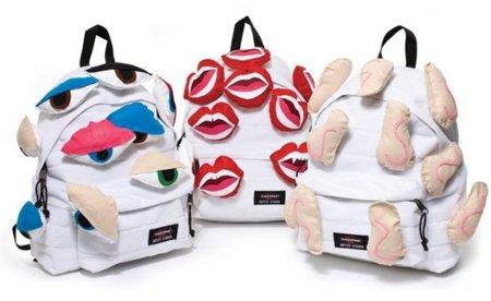 10 creadores españoles reinterpretan la mochila original Eastpack