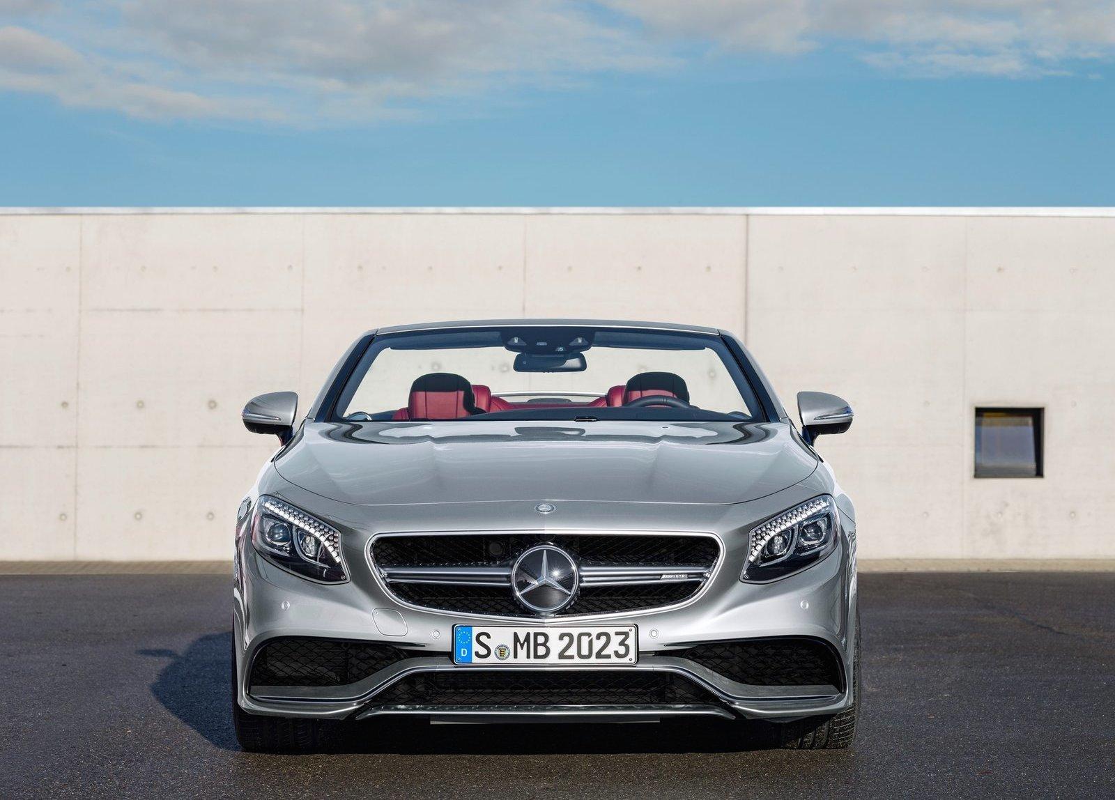 Foto de Mercedes-AMG S 63 Cabriolet Edition 130 (11/21)