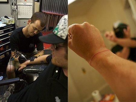Otro tatuaje friki para los fanáticos de Canon
