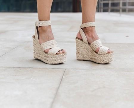 ¿Cuando unos zapatos de cuña son demasiado altos?