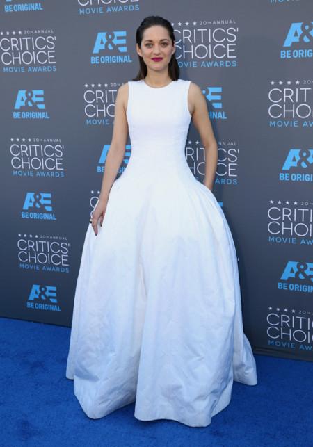 Marion Cotillard Critics Choice Movie Awards 2015