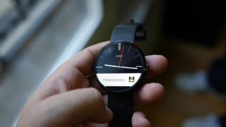 Motorola Moto 360, toma de contacto (con vídeo)