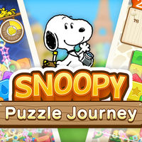 'Snoopy Puzzle Journey' llega a iOS y Android: el famoso perro vuelve a los móviles en el enésimo juego estilo 'Candy Crush'