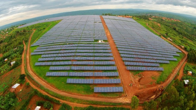 Gigawatt Project Rwanda Drone 14 14