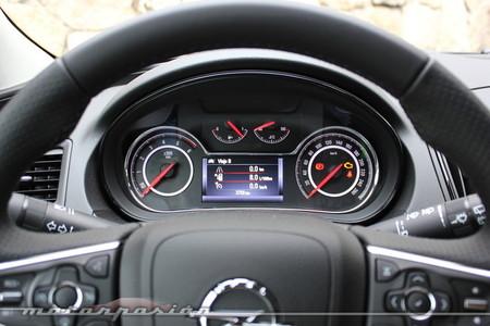 Opel Insignia, interior