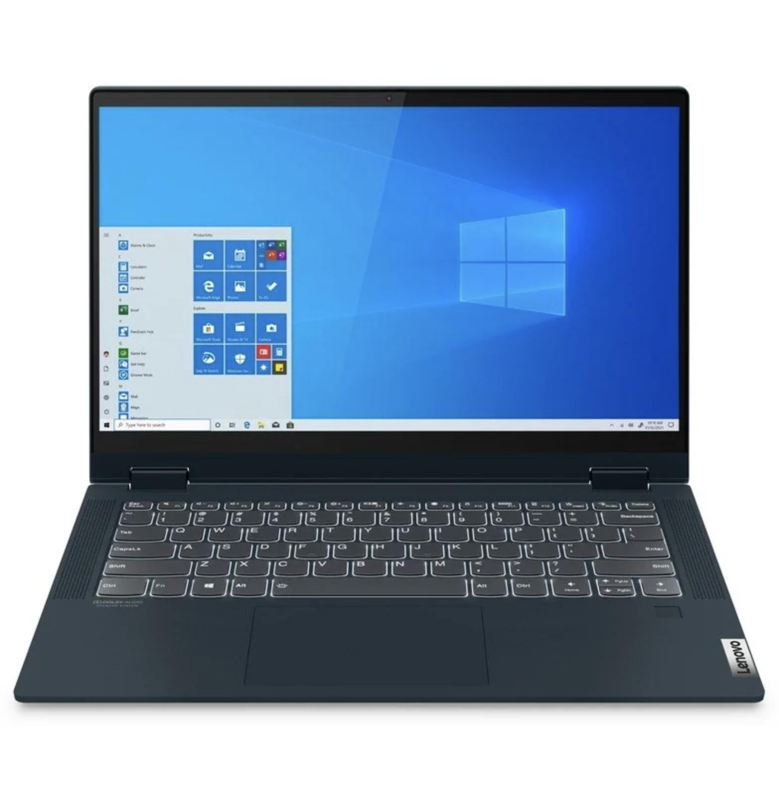 Lenovo IdeaPad Flex 5 14ALC05 AMD Ryzen 5 5500U 8GB 512GB SSD 14 Tactil