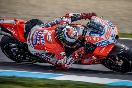 Jorge Lorenzo Gp Espana Motogp 2018