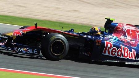 GP de Gran Bretaña 2010: Jaime Alguersuari no pasa a la Q2