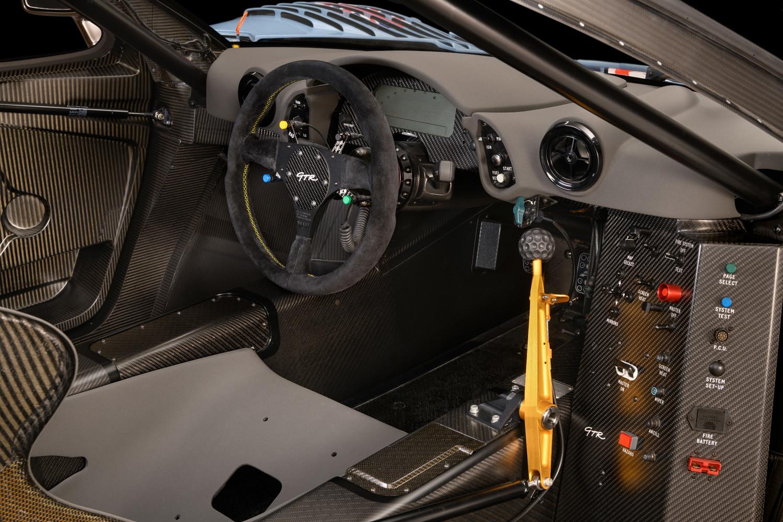 """Foto de McLaren F1 GTR """"25R"""" (11/12)"""