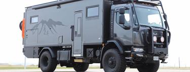 El camión todoterreno definitivo se llama Patagonia: una casa sobre ruedas que ronda los 400.000 euros