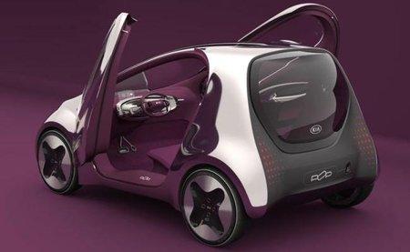 Kia Pop concept, el fabricante coreano también se apunta
