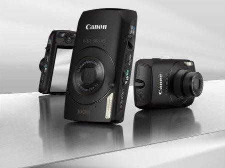Nueva cámara Canon IXUS 300 HS, sencillamente fantástica