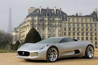 El Jaguar C-X75 será un superdeportivo híbrido de verdad