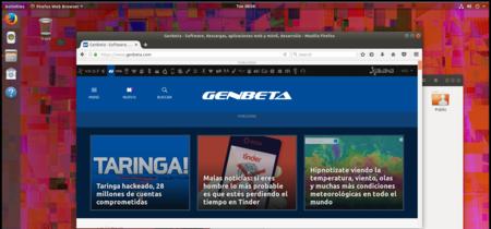 Así luce Ubuntu 17.10 con su nuevo tema de GNOME, nuevo dock y nueva pantalla de inicio de sesión