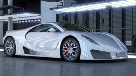 GTA Concept, el primer superdeportivo fabricado en España