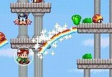 Rainbow Islands Revolution, un clásico en la DS