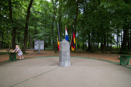 Belgica Holanda Alemania Frontera